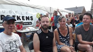 25 ste Jogging Welle, 26 juli