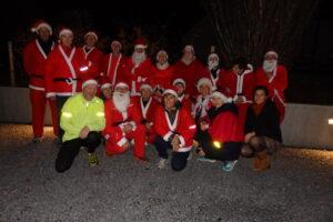 Kerstloop kwb joggingteam Wambeek, 19 december 2019