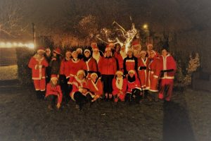 19 december: Kerstloop kwb joggingteam Wambeek