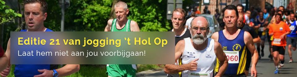 Jogging 't Hol Op 2018 editie 21