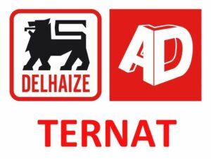 logo AD Delhaize Ternat